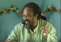 Mooji Video: You Have to Be a Very Special Somebody to Become Nobody